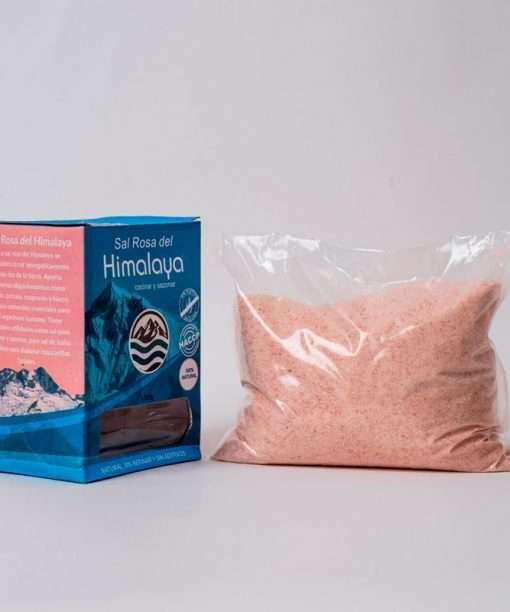 Sal Rosa del Himalaya paquete Decolores Natur