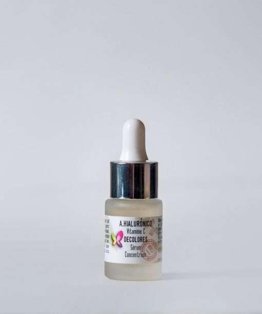 Sérum acido hialurónico y vitamina c